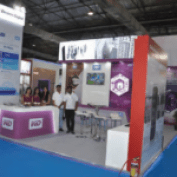 WD Corporation at Secutech India