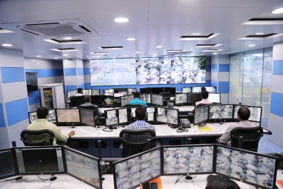 The Hyderabad Command Control Centre 2