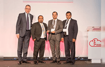 TransSys wins award at Oracle Partner Day Event