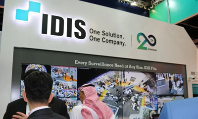 IDIS celebrates 20 years with H.265 cameras and NVRs at Intersec