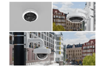 New Axis multisensor panoramic cameras