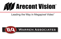 Arecont Vision® signs Warren Associates