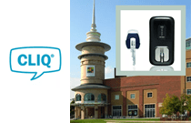 CLIQ® technology cuts key management costs