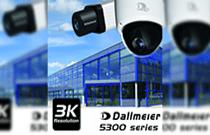 Dallmeier's DF5300HD Topline cameras