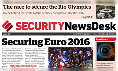 Euro 2016 and Rio Olympics Security in SecurityNewsDesk #19