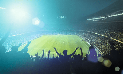 Tackling stadium security and crowd management