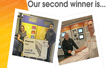 OP Security announces second 4K TV winner!