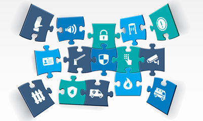Solving the puzzle of security systems integration