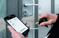 Locken's new Bluetooth enabled cyberkey