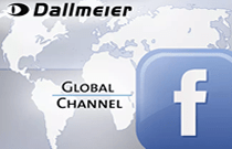 Dallmeier launches new Facebook page