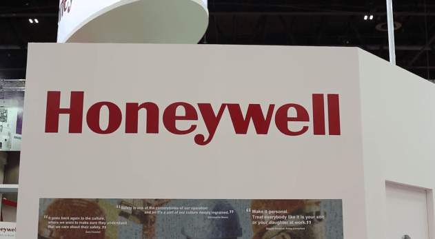 Intersec Dubai 2014 Honeywell Stand Tour