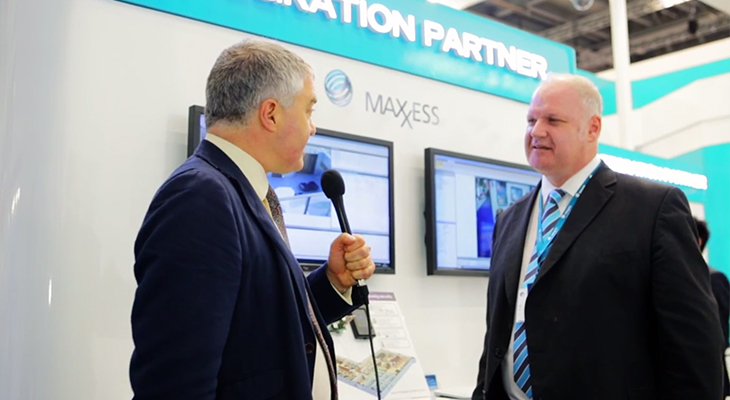 Maxxess Systems at IFSEC 2014