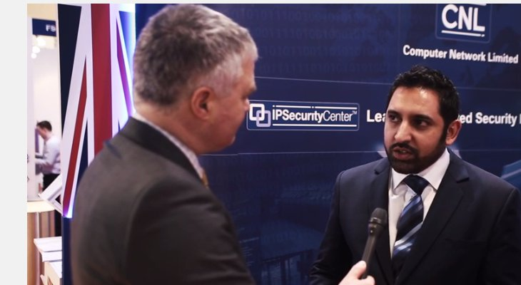CNL at Intersec 2015