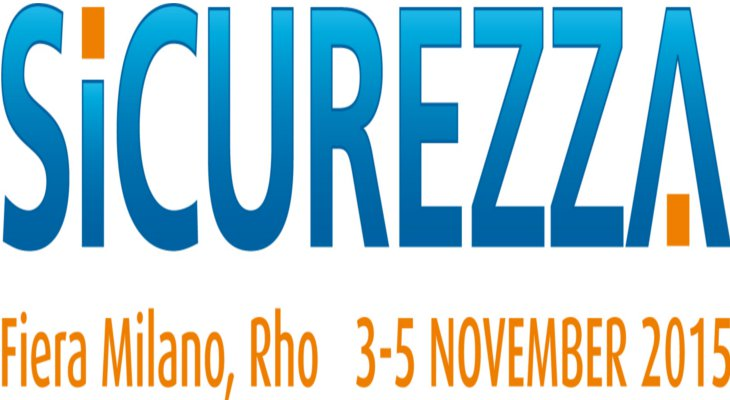 SICUREZZA 2015: Increasingly a benchmark for the sector