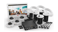 Axis offers a four-camera surveillance solution for retail