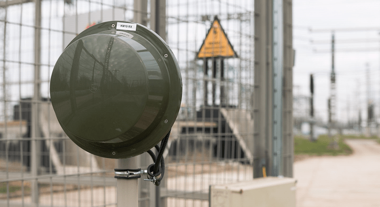 CIAS launches new microwave barrier for perimeter protection