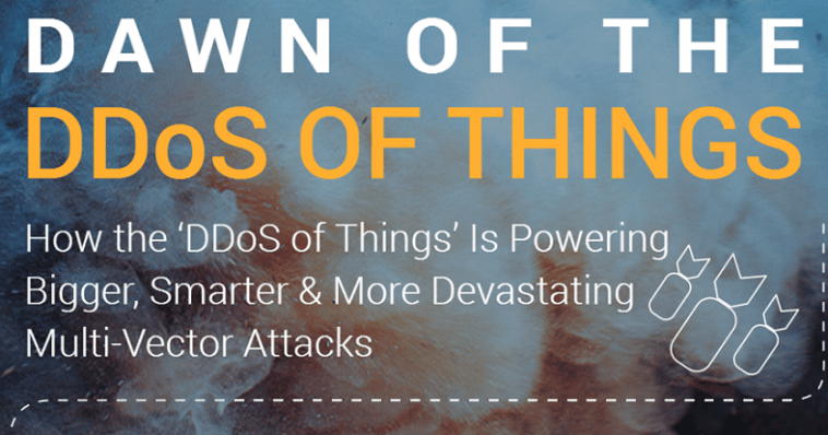 A10 Networks Director on the dawn of the DDoS of Things (DoT)