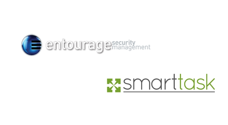 Entourage Security selects SmartTask to boost management
