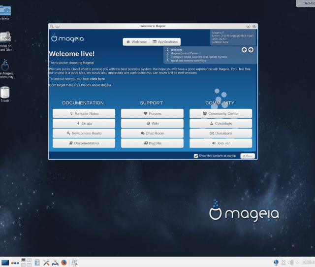 Mageia 6 Rc Release Based On Mandriva Linux Branch Penetration Testing In Linux