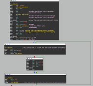 IDA view: shellcode decoding (part 2)