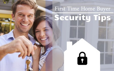 First Time Home Buyer Security Tips