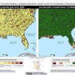 Maps Low Elevation Coastal Zone Lecz Sedac