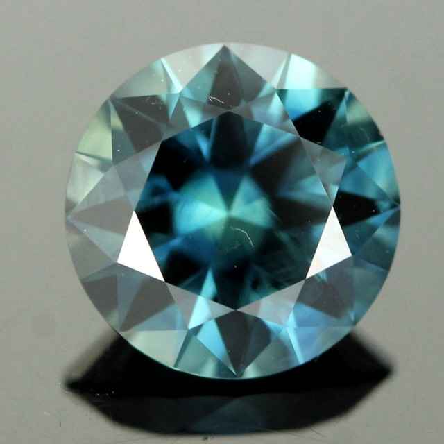 1 97cts Teal Blue Australian Sapphire Seda Gems