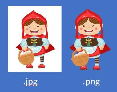 JPG ILI PNG