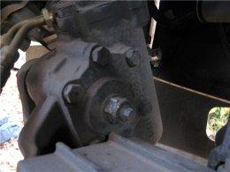 Замена рулевого редуктора