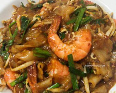 Resepi Char Kuey Teow Basah Azie Kitchen Belbagai Resepi
