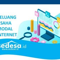 5 Peluang Usaha Modal Internet Menjanjikan