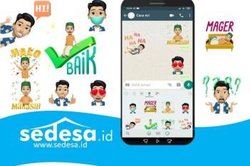 Cara Membuat Avatar Facebook Menjadi Stiker Whatsapp