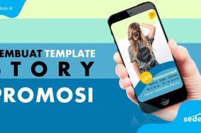 Download Template Instagram Story Promosi gratis untuk kebutuhan digital marketing, silakan Download Template Instagram Story Promosi gratis