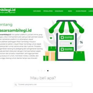 Pasar Online Sambilegi