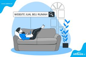 Website Jual Beli Rumah