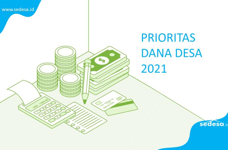 Priotitas Dana Desa 2021 SDGS Desa