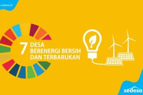 SDGs Desa Berenergi Bersih dan Terbarukan