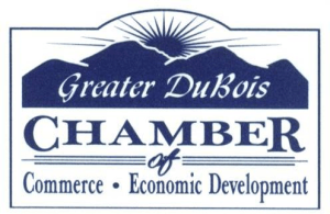 Our office is inside the Chamber of Commerce