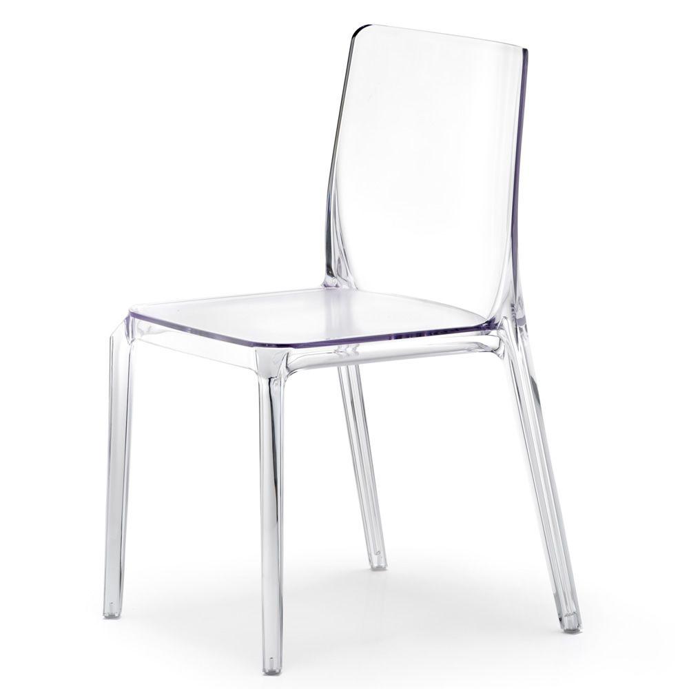 Sedie Plastica Trasparente Design.Sedia Plastica Trasparente Sedia M 083vt Mobili Di Plastica Sedia