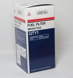 mitsubishi fuso fuel filter 4p10 [ 1024 x 768 Pixel ]