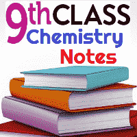 9th Class Chemistry Notes Urdu Ch6