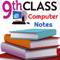 9th Class Computer Notes Download