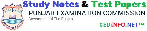 5th Class Science PEC Paper Guess Solved Download