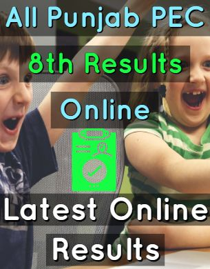 Check-Latest-PEC-8th-Results-of-all-Punjab-fi