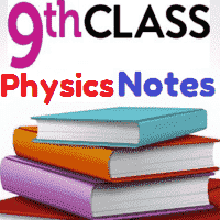 9th Class Physics Gravitation Notes