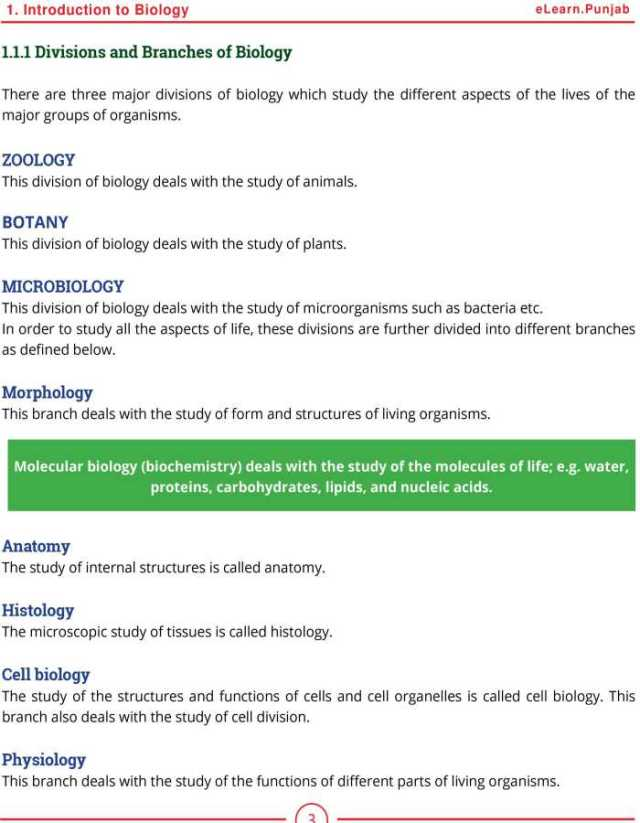 9th-class-Biology-textbook-English-medium-contents-page