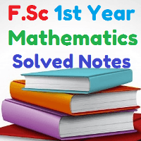 FSc-1st-Year-Math