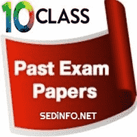 10th-Past-Papers