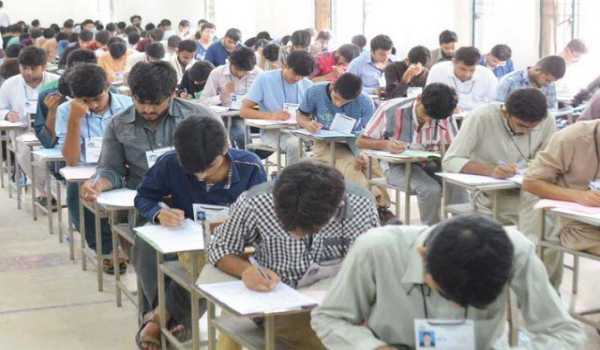 74,000 students appeared in MCAT & MDCAT exam