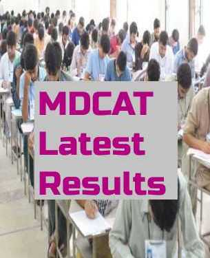 Check MCAT MDCAT Latest Results Online Official UHS Results